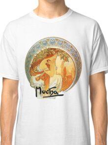 Mucha – Poetry Classic T-Shirt
