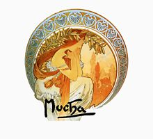 Mucha – Poetry Unisex T-Shirt