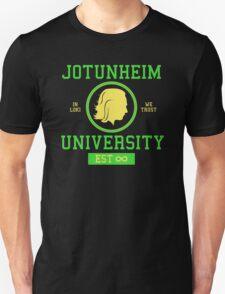 Jotunheim University Unisex T-Shirt