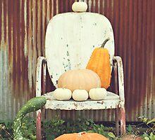 Happy October by Hilary Walker
