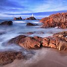 The tide is high Corbiere by Gary Power