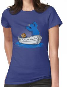 Life of Cookie Womens Fitted T-Shirt