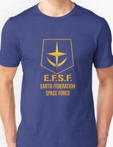 Gundam Earth Federation T-Shirt