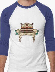 Dia de los Daleks II Men's Baseball ¾ T-Shirt