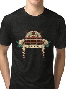 Dia de los Daleks II Tri-blend T-Shirt