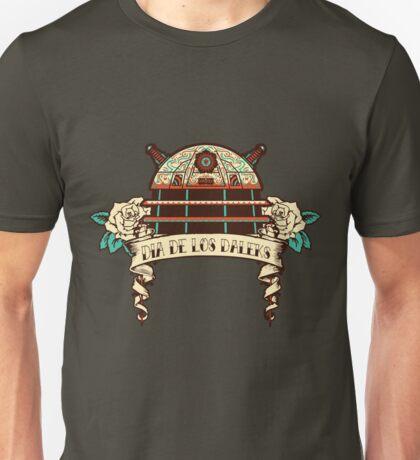 Dia de los Daleks II Unisex T-Shirt