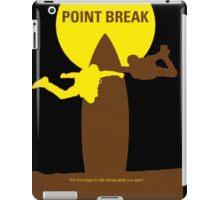 Point Break 2015 logo surfing iPad Case/Skin