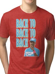 Back to Back to Back Tri-blend T-Shirt