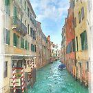 Venetian watercolour by SteveHphotos