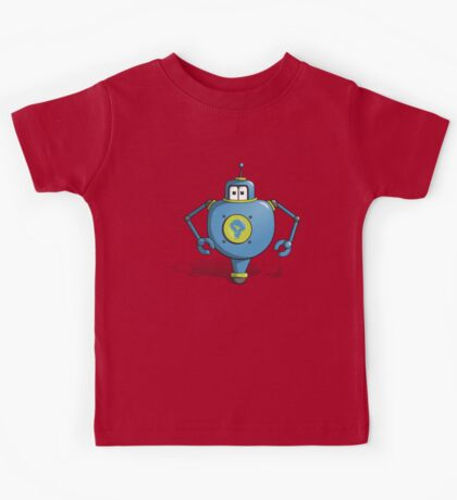 Robot Po Kids Tee