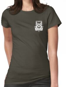 Ariadust Academy - Small Womens Fitted T-Shirt
