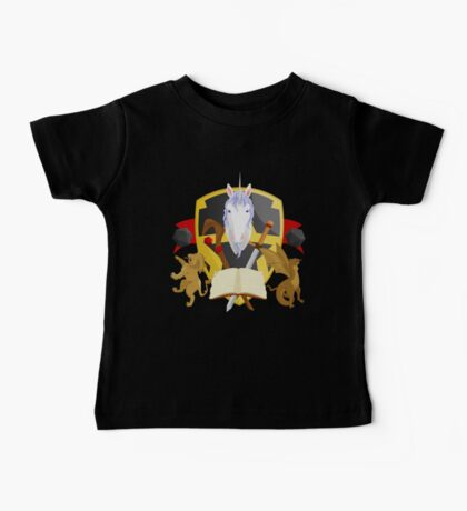 Mythical Crest Baby Tee