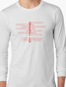 Arsenal Legends  Long Sleeve T-Shirt