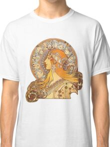 Mucha – Zodiac Classic T-Shirt
