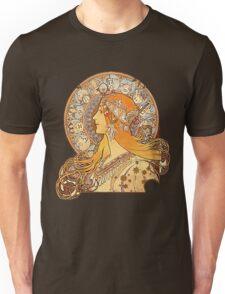 Mucha – Zodiac Unisex T-Shirt