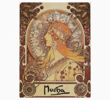 Mucha – Zodiac II by William Martin
