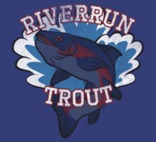 Riverrun Trout by MoBo