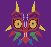 Majora's Mask Legend Of Zelda by MikeCotopolis