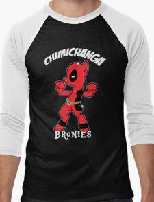 My Little Brony Pony Men's Baseball ¾ T-Shirt