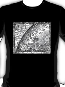 Flammarion Engraving T-Shirt