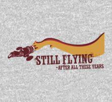 """Still Flying"" - Joss Whedon's Serenity - Dark by WitchDesign"