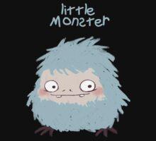 Little Monster One Piece - Short Sleeve