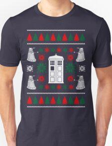 Dr Who Doctor Ugly Christmas Sweater Xmas Sweatshirt T-Shirt