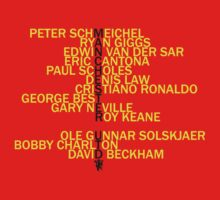 Man Utd Legends by BowersC