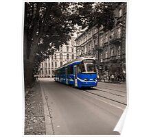 Krakow - Poland Poster