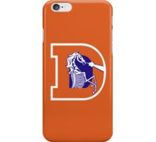 Denver 'Bones Brigade' iPhone Case/Skin