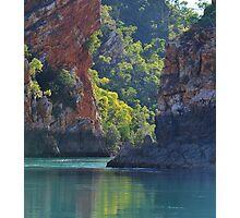 Cyclone Creek, Kimberley Photographic Print