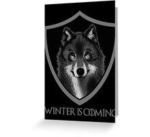 Stark Family Sigil Greeting Card