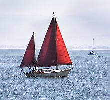 Red Sails by heatherfriedman