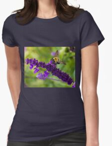 Bee 2 Womens Fitted T-Shirt