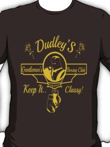 Dudley's Gentlemen's Boxing Club T-Shirt
