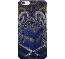 Timelord and Proud - Iphone Case #2 iPhone Case/Skin