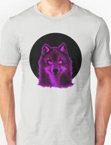 Pink wolf T-Shirt