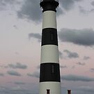 Dusk at Bodie Light by Forget-me-not
