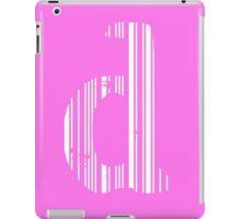 Cool D iPad Case/Skin