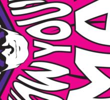 NOW YOU'RE A MAN! - Sticker Sticker