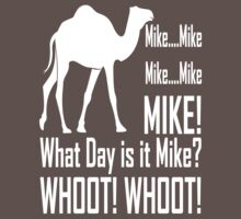 Mike! Hump Day! One Piece - Short Sleeve
