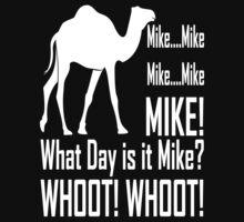 Mike! Hump Day! by dagbar