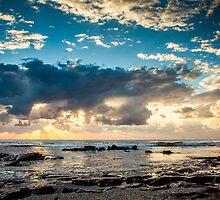 Shelley Beach by Clinton Hadenham