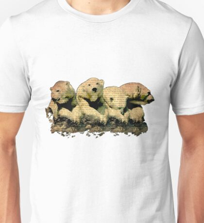 Ursus-Maritimus The Dying King of the North Unisex T-Shirt