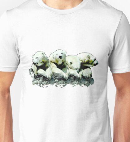 Ursus-Maritimus King of the North Unisex T-Shirt