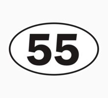 55 - Oval Identity Sign by Ovals