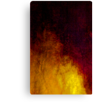 Firestorm Phantasm Canvas Print