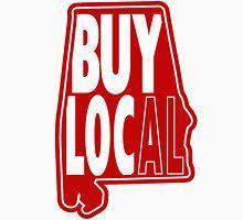 Buy Local Alabama Red Men's Baseball ¾ T-Shirt