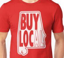 buy local white Unisex T-Shirt