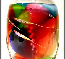 Fancy Glass by Dawn M. Becker
